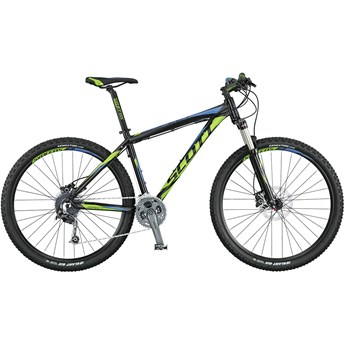 Scott Aspect 730 Black Green/Blue