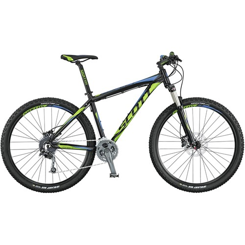 Scott Aspect 730 Black Green/Blue 2015