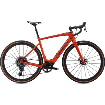 Specialized Creo SL S-Works Carbon Evo Gloss Redwood/Satin Carbon 2021