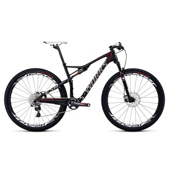 Specialized S-Works Epic FSR Carbon WC 29 Materialfärg/Vit/Röd