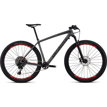 Specialized Epic HT Men Expert Carbon 29 Satin Charcoal/Black/Rocket Red