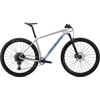 Specialized Epic Hardtail Comp Carbon 29 Gloss Dove Grey Blue Ghost Pearl/Pro Blue