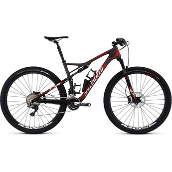 Specialized Epic FSR Expert Carbon 29 Satin Charcoal Tint Carbon/Red/White