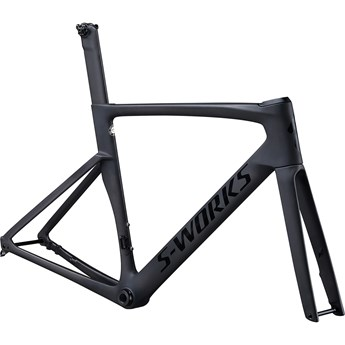 Specialized Venge S-Works Disc Frameset Satin Carbon/Tarmac Black