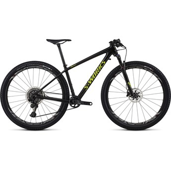 Specialized S-Works Epic Hardtail Women's Carbon WC 29 Gloss Satin Carbon/Hyper/Tarmac Black