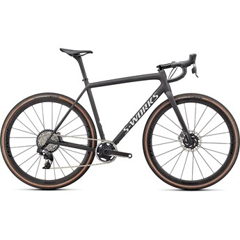Specialized Crux S-Works Satin Carbon/Spectraflair/Gloss Abalone 2022