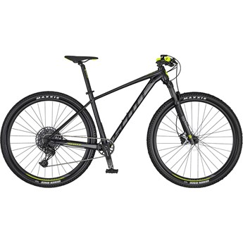 Scott Scale 970 Black/Yellow 2020