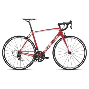Specialized Tarmac Sport Cen Red/White