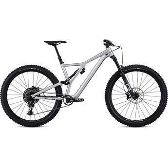 Specialized Stumpjumper FSR Men Comp EVO 29 Satin Brushed/Black 2019