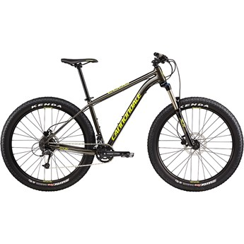Cannondale Cujo 3 Anthracite with Jet Black, Neon Spring, Gloss