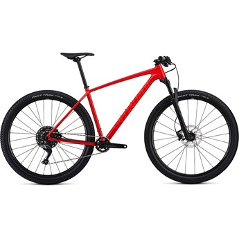 Specialized Chisel Men DSW Comp X1 29 Gloss Flo Red/Rocket Red