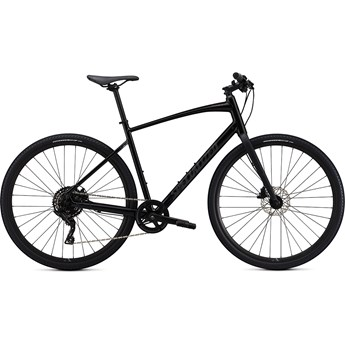 Specialized Sirrus X 2.0 Black/Satin Charcoal Reflective