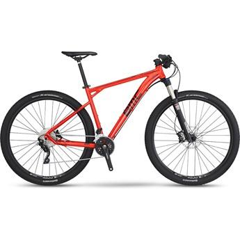 BMC Teamelite 03 SLX/XT Röd, Röd och Svart 2016
