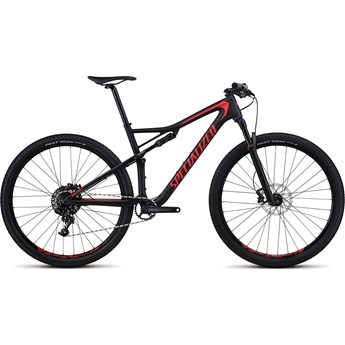 Specialized Epic Men Comp Carbon 29 Satin Black/Flo Red 2018
