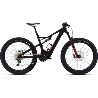 Specialized S-Works Levo FSR 6Fattie CE Satin/Gloss Black/Flo Red 2017