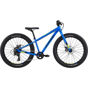 Cannondale Cujo 24 Plus Electric Blue 2020