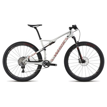 Specialized S-Works Epic FSR Carbon WC 29 Dirty White/Rocket Red/Black