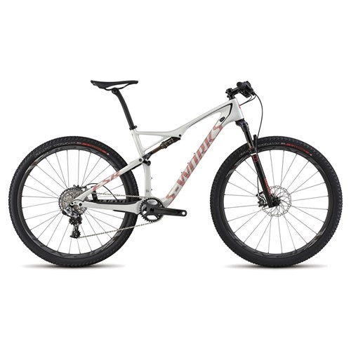 Specialized S-Works Epic FSR Carbon WC 29 Dirty White/Rocket Red/Black 2015