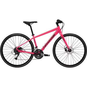 Cannondale Quick Disc Womens 4 Rosa 2019