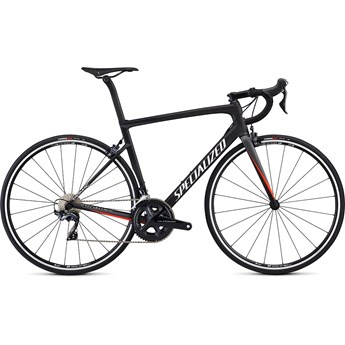 Specialized Tarmac Men SL6 Comp Satin Carbon/Charcoal/Rocket Red/White