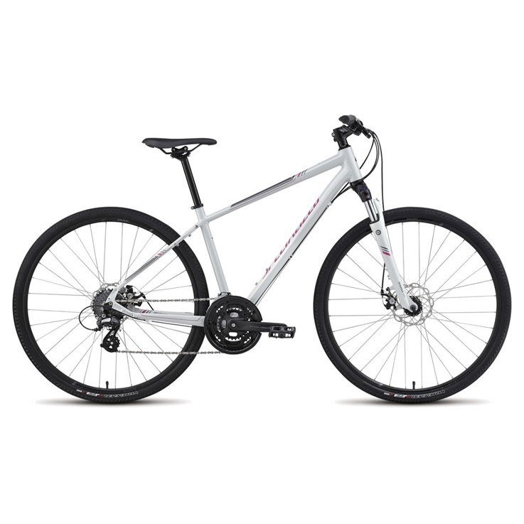 Specialized Ariel Disc Gloss Dirty White/Pink/Charcoal