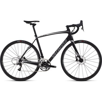Specialized Roubaix SL4 Elite Disc Satin Carbon/Charcoal/White