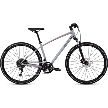 Specialized Ariel Elite Int Cool Gray/Acid Pink/Tarmac Black Reflective