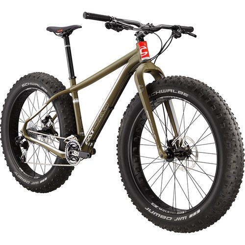 Cannondale Fat CAAD 2 Gcl 2016
