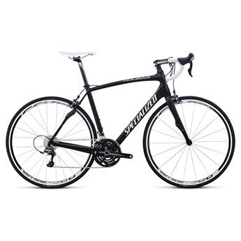 Specialized Roubaix SL4 Comp Ultegra X3 Materialfärg/Vit