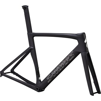 Specialized Venge S-Works Disc Frameset Satin Black/Silver Holo/Clean