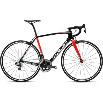 Specialized Tarmac Expert Etap Gloss Tarmac Black/Rocket Red/Metallic White