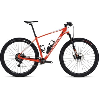 Specialized Stumpjumper HT Expert Carbon World Cup 29 Gloss Moto Orange/Baby Blue