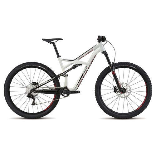 Specialized Enduro FSR Comp 29 Dirty White/Black/Red 2015