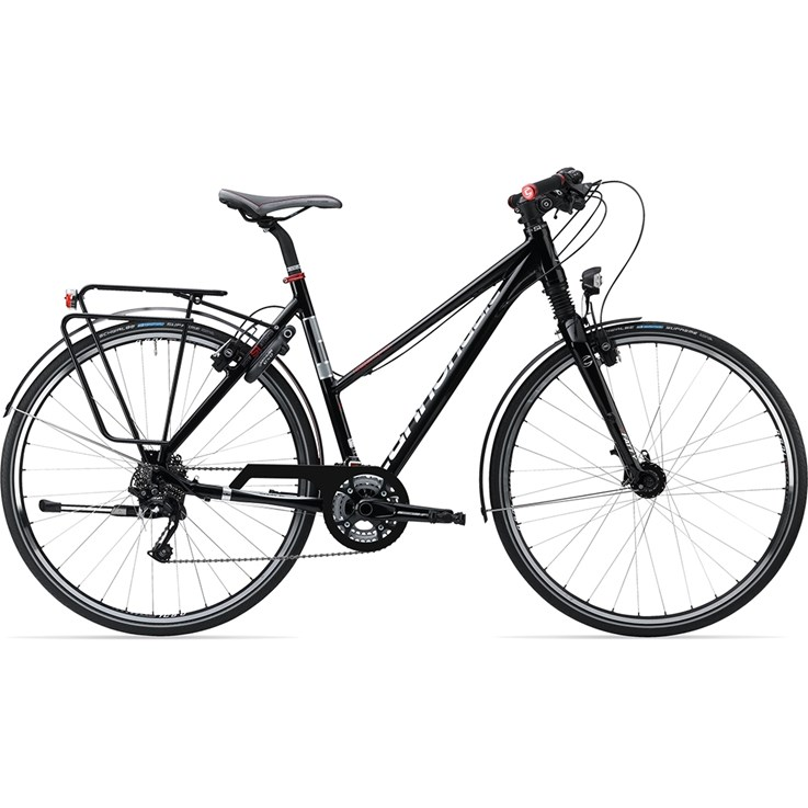 Cannondale Tesoro 1 Mixte BLK