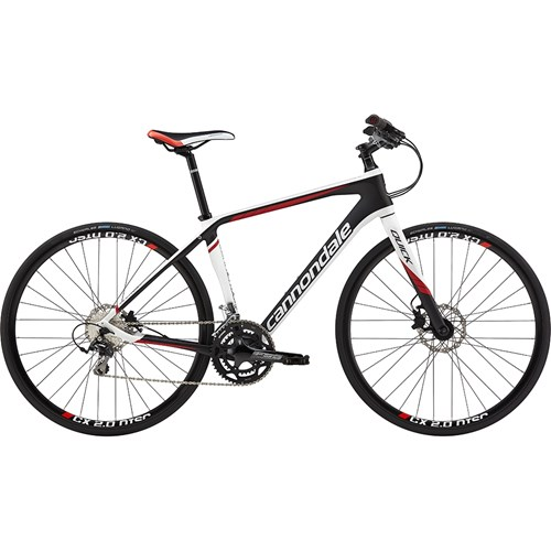 Cannondale Quick Carbon 1 Bbq 2015