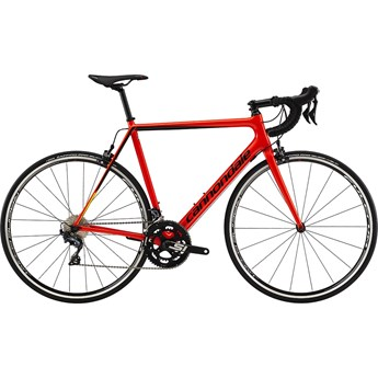 Cannondale SuperSix EVO Carbon Ultegra Röd 2019