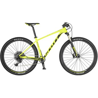 Scott Scale 980 Yellow/Black