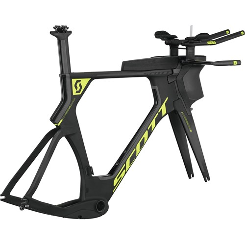 Scott Plasma Team Issue HMX Mechanical/Di2 Frame 2015