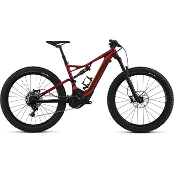 Specialized Levo FSR Comp 6Fattie CE Gloss Candy Red/Hyper