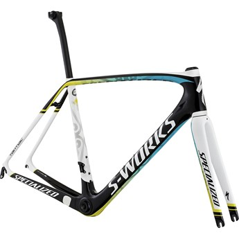 Specialized S-Works Tarmac Frameset Gloss Team Astana