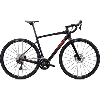 Specialized Diverge Sport Carbon Gloss Carbon/Rocket Red/Crimson Camo