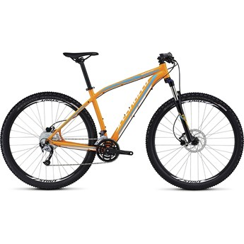 Specialized Rockhopper Sport 29 Gloss Gallardo Orange/Cyan/White