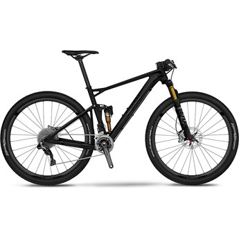 BMC Fourstroke 01 XTR Di2 Svart 2016