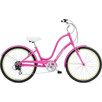Electra Townie Original 7D Ladies' Fuchsia