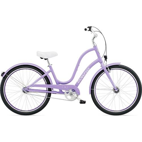 Electra Townie Original 3i EQ Ladies' Lilac 2015