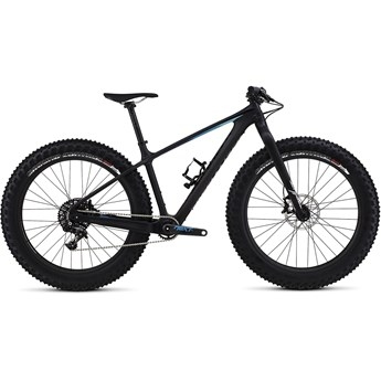 Specialized Fatboy Expert Carbon Satin Carbon/Black/Blue Fade