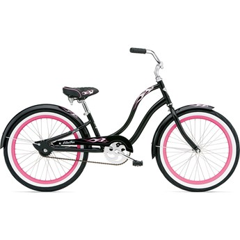 Electra Betty 3i 20'' Girl's Black