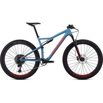 Specialized Epic Men Expert Carbon 29 Gloss Storm Grey/Rocket Red