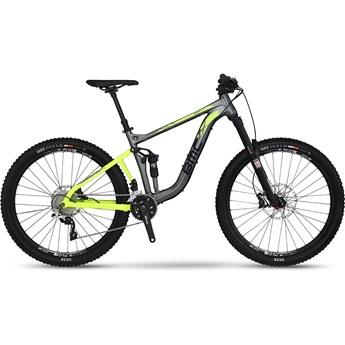 BMC Speedfox 03 Trailcrew SLX/XT Grå, Grön och Svart 2016