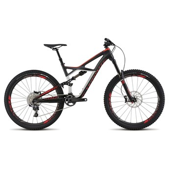 Specialized S-Works Enduro FSR Carbon 650B Carbon/Dirty White/Rocket Red